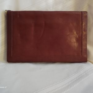Vintage 1950's Lou Taylor Italy Leather Purse